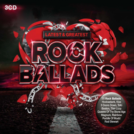����������� ������� Latest & Greatest Rock Ballads � ������� FLAC ������� �������