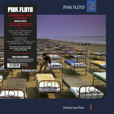 Музыкальный Альбом Pink Floyd - A Momentary Lapse of Reason [Mastered from the Original Master Tapes] в формате FLAC скачать торрент